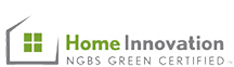 National Green Building Standard Bronze Award Winner