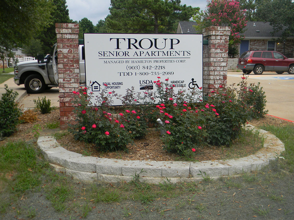 Troup Senior Apartments