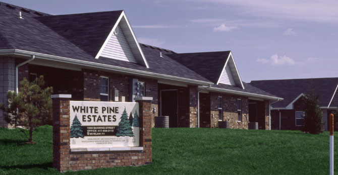 White Pine Estates
